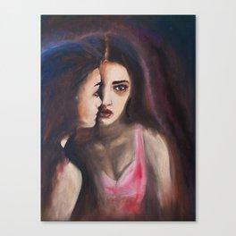 Mirror View Canvas Print