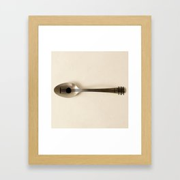 Forktar Framed Art Print