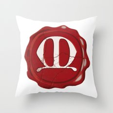 Maldoror Throw Pillow