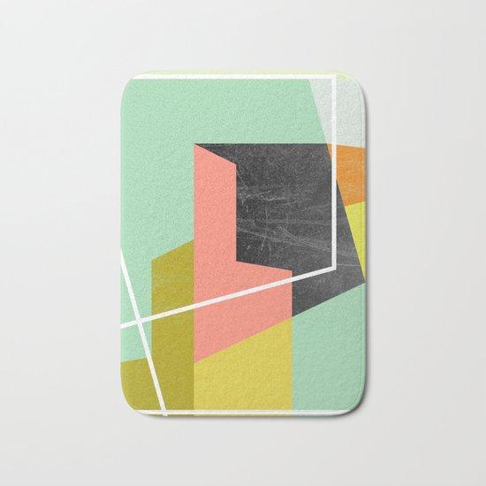 ColorBlock II Bath Mat