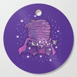 Cosmic Pancake Cutting Board