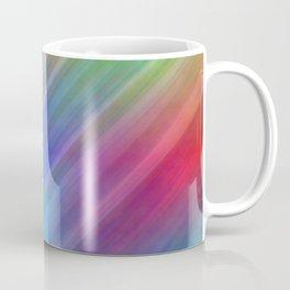 Multicolored lines no. 4 Coffee Mug