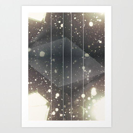 Light Space Art Print