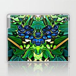 Lantana Berry Elementals Laptop & iPad Skin