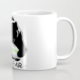 Papa Bear Agender Coffee Mug