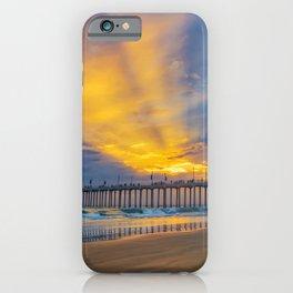 Window Into Heaven iPhone Case