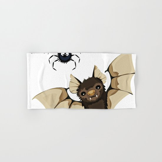 bat Hand & Bath Towel