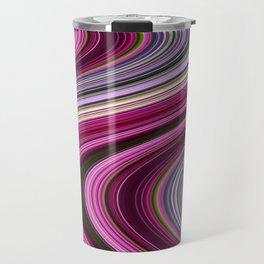 Spring Swirl Travel Mug