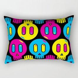 Fluorescent death Rectangular Pillow