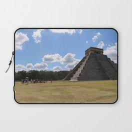 Chichen Itzá Laptop Sleeve
