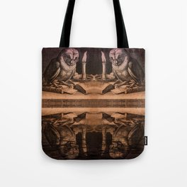 Wise Owls Tote Bag