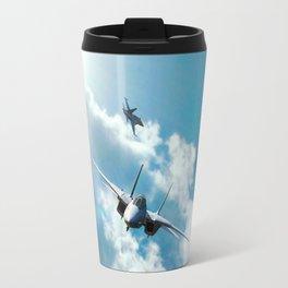 Good Morning, Gentlemen! Travel Mug