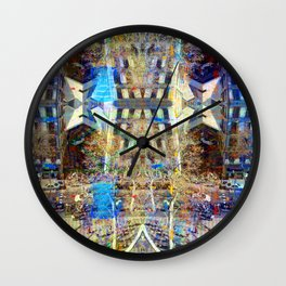 Akin to recalling, instead; understood mimicry. 21 Wall Clock