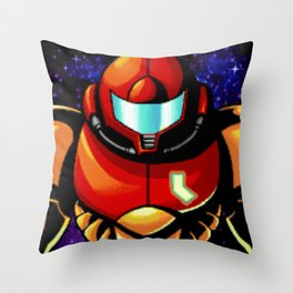 Star Protector Throw Pillow