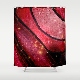Minimal Contact Shower Curtain