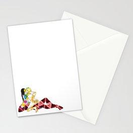 Psych-tri-delic II Stationery Cards