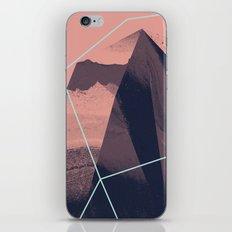 fragment II iPhone Skin