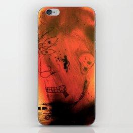 Interdimensional... iPhone Skin