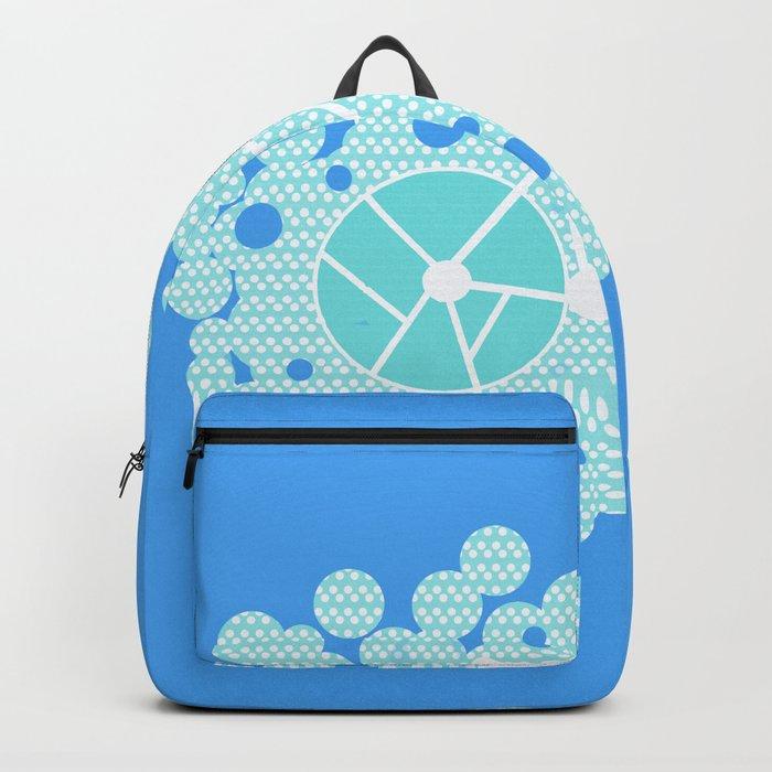 Bubbly bike Backpack