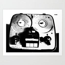 Long Live Rock´n Roll Art Print