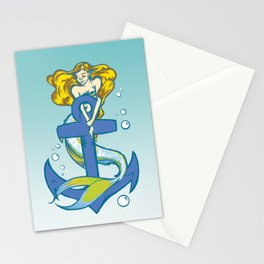 Anchored Stationery Cards