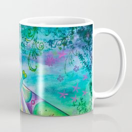 Dragonfly III Coffee Mug