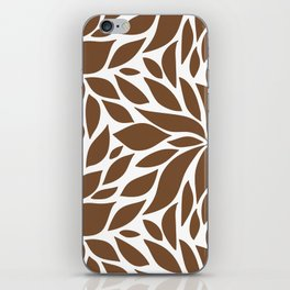 Bloom - Caramel iPhone Skin