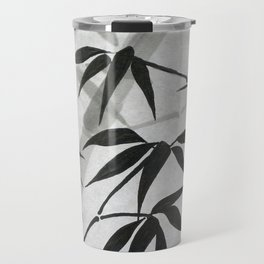 Bamboo Sumi-e Travel Mug