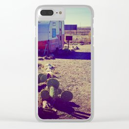 Homestead Clear iPhone Case
