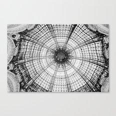 Glass dome Canvas Print