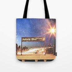 Astoria Blvd Tote Bag