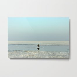 Reflections of the soul Metal Print
