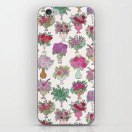 Floral Arrangments iPhone Skin