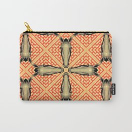 Horse Pattern No 1 Carry-All Pouch