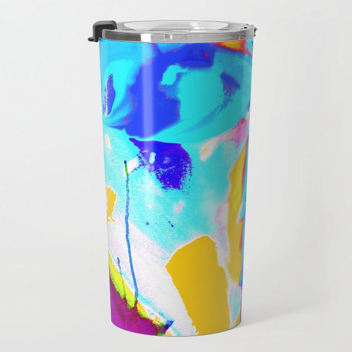 Art Attack 3 Travel Mug