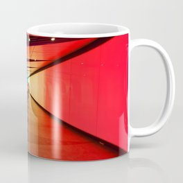 The Light Tunnel Coffee Mug