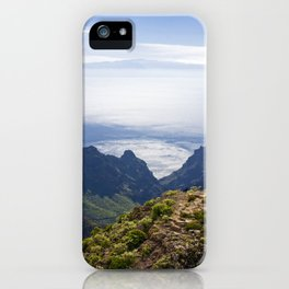 Tenerife's landscape iPhone Case
