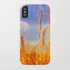 The Simple Life Slim Case iPhone X