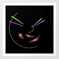 Light and Energy 100 Art Print