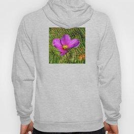DeepDream Flowers, Wild Flower, DeepDream style Hoody