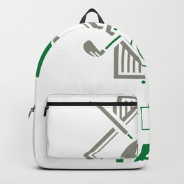 Mini Golf Fan Backpack