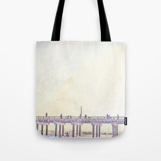 California Dreamin' in NY Tote Bag
