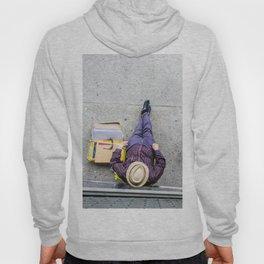 Purple Pants Hoody
