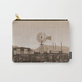 Steel Horses Carry-All Pouch
