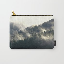 Foggy Hills Carry-All Pouch