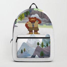 Bear troop Backpack