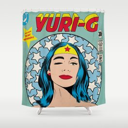 Yuri-G, Pj Harvey Shower Curtain