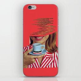 Half Tea, Half Tree iPhone Skin
