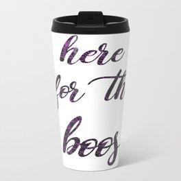 Halloween - For the Boos Travel Mug