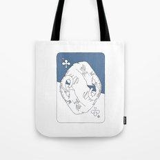 Elephant Card Tote Bag